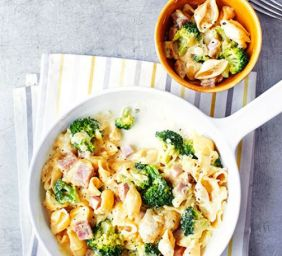 cheesy-ham-and-broccoli-pasta